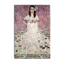 """Mada Primavesi 1903-1912"" Canvas Wall Art by Gustav Klimt"
