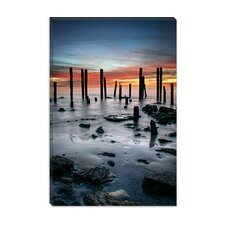 <strong>iCanvasArt</strong> Port Willunga from SD Smart Collection Canvas Wall Art