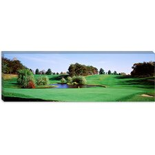 Baltimore Country Club, Baltimore, Maryland Canvas Wall Art