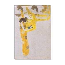 """Poesie 1902"" Canvas Wall Art by Gustav Klimt"