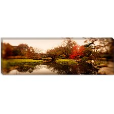 Central Park, Manhattan, New York City, New York State Canvas Wall Art
