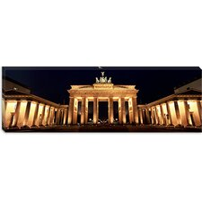 <strong>iCanvasArt</strong> Brandenburg Gate, Berlin, Germany Canvas Wall Art
