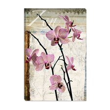 """Orchids"" Canvas Wall Art by Luz Graphics"