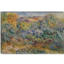 """Paysage Montagneux 1914"" Canvas Wall Art by Pierre-Auguste Renoir"