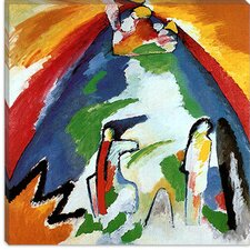 """Mountain"" Canvas Wall Art by Wassily Kandinsky"