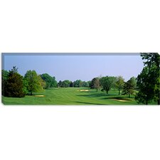 <strong>iCanvasArt</strong> Baltimore Country Club, Maryland Canvas Wall Art
