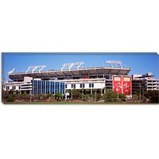 <strong>iCanvasArt</strong> Raymond James Stadium Home of Tampa Bay Buccaneers, Tampa, Florida Canvas Wall Art
