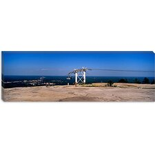 Stone Mountain, Atlanta, Georgia Canvas Wall Art
