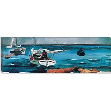 """Nassau"" Canvas Wall Art by Winslow Homer"