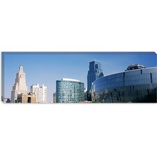 Sprint Center, Kansas City, Missouri Canvas Wall Art