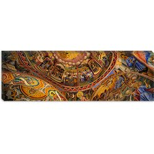 <strong>iCanvasArt</strong> Rila Monastery, Bulgaria Canvas Wall Art