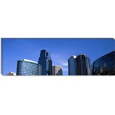 Kansas City, Missouri Canvas Wall Art
