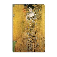 """Portrait of Adele Bloch-Bauer I"" Canvas Wall Art by Gustav Klimt"
