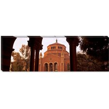 Powell Library at University of California, Los Angeles, California Canvas Wall Art