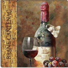 <strong>iCanvasArt</strong> Wine Collection IV from NBL Studio Canvas Wall Art