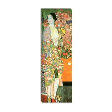 """The Dancer"" Canvas Wall Art by Gustav Klimt"