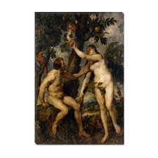 "<strong>iCanvasArt</strong> ""The Fall of Man"" Canvas Wall Art by Peter Paul Rubens"