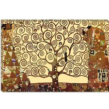 """The Tree of Life"" Canvas Wall Art by Gustav Klimt"
