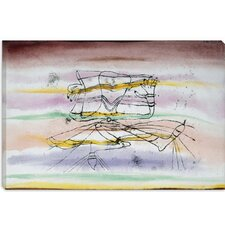 """Veil Dance (Schleiertanz)"" Canvas Wall Art by Paul Klee"