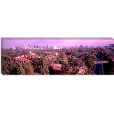 University Campus, University of California, Los Angeles, California Canvas Wall Art