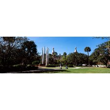 University of Tampa, Tampa, Hillsborough County, Florida Canvas Wall Art