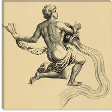<strong>iCanvasArt</strong> Water Bearer (Aquarius) Canvas Wall Art