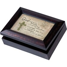 Digital Serenity Prayer Music Box