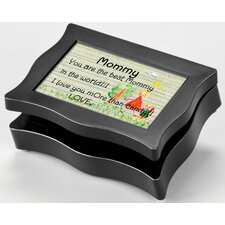 Digital Mommy Music Jewelry Box