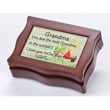 <strong>Cottage Garden</strong> Digital Grandma Music Box