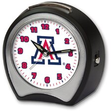 Collegiate Alarm Table Clock