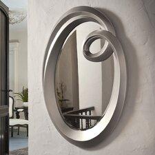 Wandspiegel oval