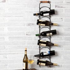 <strong>Cape Craftsmen</strong> 6 Bottle Wall Mount Wine Rack