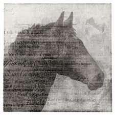 <strong>Cape Craftsmen</strong> Cottage Equine Equestrian Indoor Canvas Art