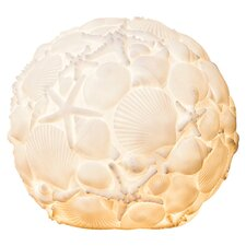 Seashell Orb Table Lamp