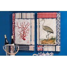 <strong>Cape Craftsmen</strong> Layered Canvas Wall Art (Set of 2)