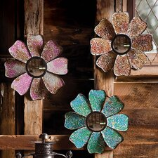 Bohemian Rhapsody Nature's Charm Wall Mirror (Set of 3)
