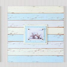 Coastal Delights Plank Picture Frame