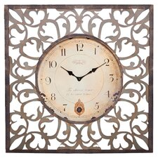 Florish Wall Clock