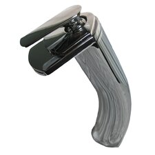 <strong>Novatto</strong> Single Lever Deck Mount Waterfall Vessel Faucet