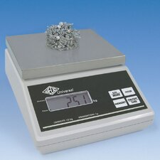 24,5 cm x 31,5 cm Wiege-/ Stückzählwaage Universal in Grau