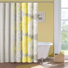 <strong>Premier Comfort</strong> Lola Cotton Shower Curtain