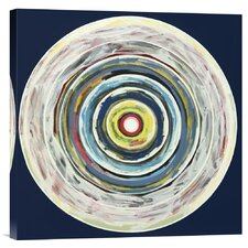 'Target I' by Nino Mustica Painting Print on Canvas