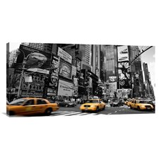 'Times Square, New York City, USA' by Doug Pearson Photographic Print on Canvas