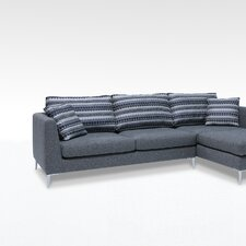 "James 84"" Sectional"