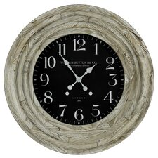 "<strong>Cooper Classics</strong> Oversized 36"" Mayflower Wall Clock"