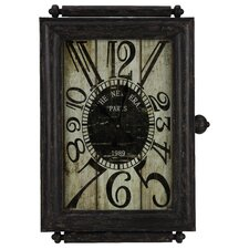Charest Wall Clock