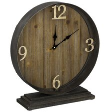 "Horlbeck 17"" Wall Clock"