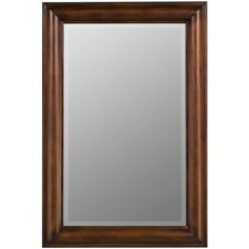 Julia Rectangle Mirror in Vineyard Finish