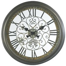 "Oversized 24.5"" Marlow Wall Clock"