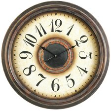 "Oversized 24"" Potter Wall Clock"
